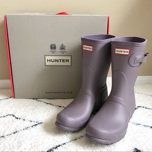 NIB! Hunter Original Short Rain Boot